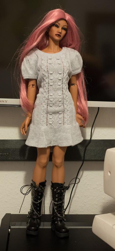 Iplehouse E.I.D Lahela in Pink wig